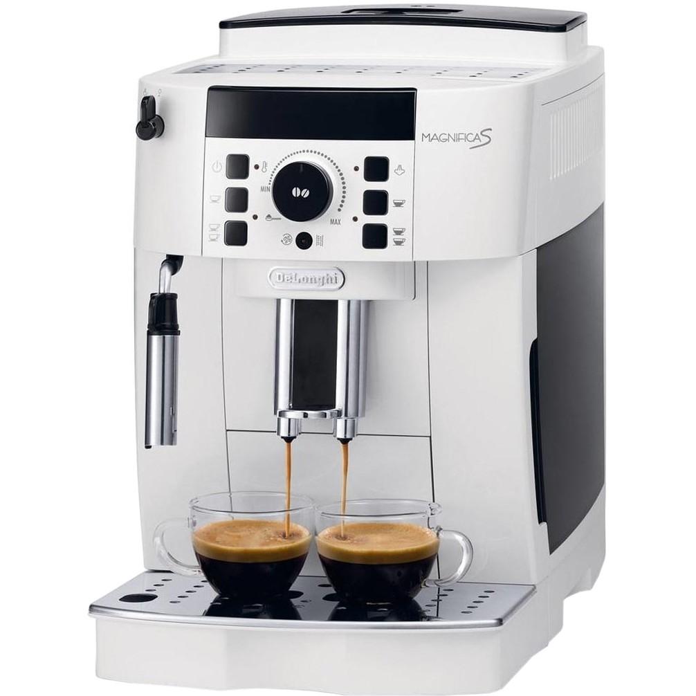 Кофемашина автоматическая DeLonghi ECAM 21.117.W