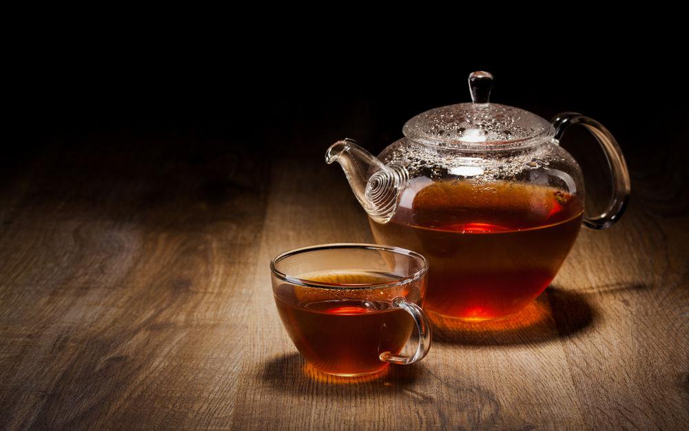 Травяной чай Detox Kericho Gold в конвертах 20 шт