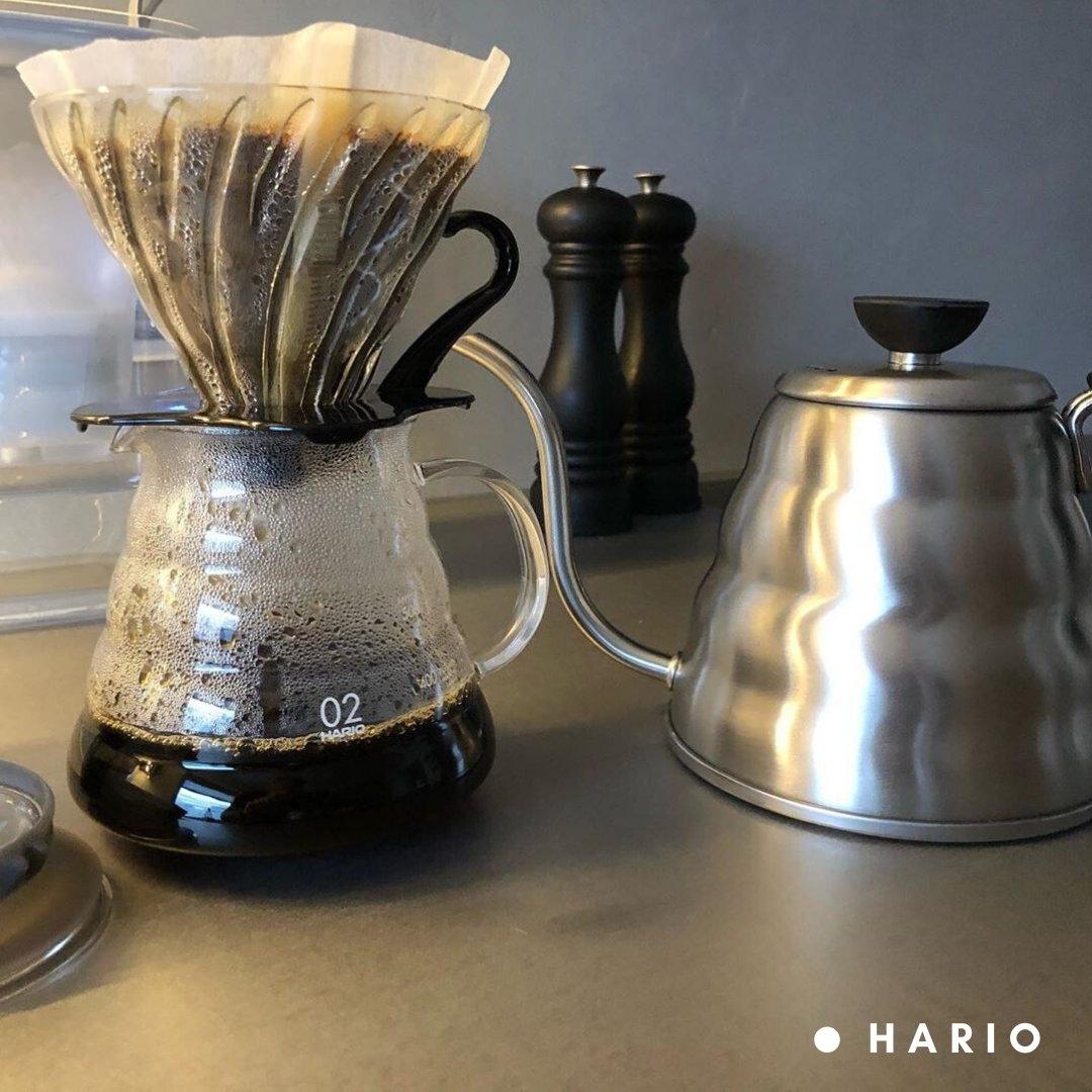 Чайник Hario Kettle VKB-120HSV V60