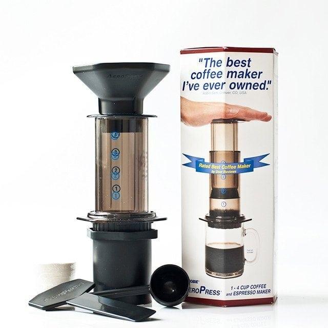 Ручная кофеварка AeroPress-6
