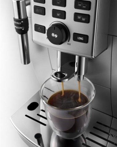 Автоматическая кофемашина DeLonghi ECAM 23.120.SB
