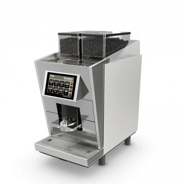 Кофемашина автоматическая Thermoplan Black&White3 CT б/у