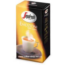 Кофе Segafredo Emozioni 100% arabica молотый 250 г