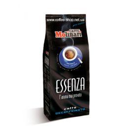 Кофе Molinari Essenza Espresso Decaffeinato молотый без кофеина 250г