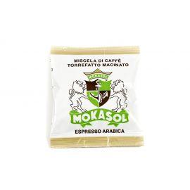 Кофе Mokasol Arabica Espresso в чалдах