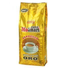 """Кофе Molinari """"ORO"""" в зернах 500г"""