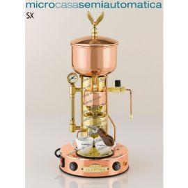 Кофеварка Elektra Micro Casa semi-automatica SX