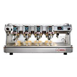 Кофемашина профессиональная La Cimbali M100 HD DOSATRON TURBOSTEAM Milk4 DT4