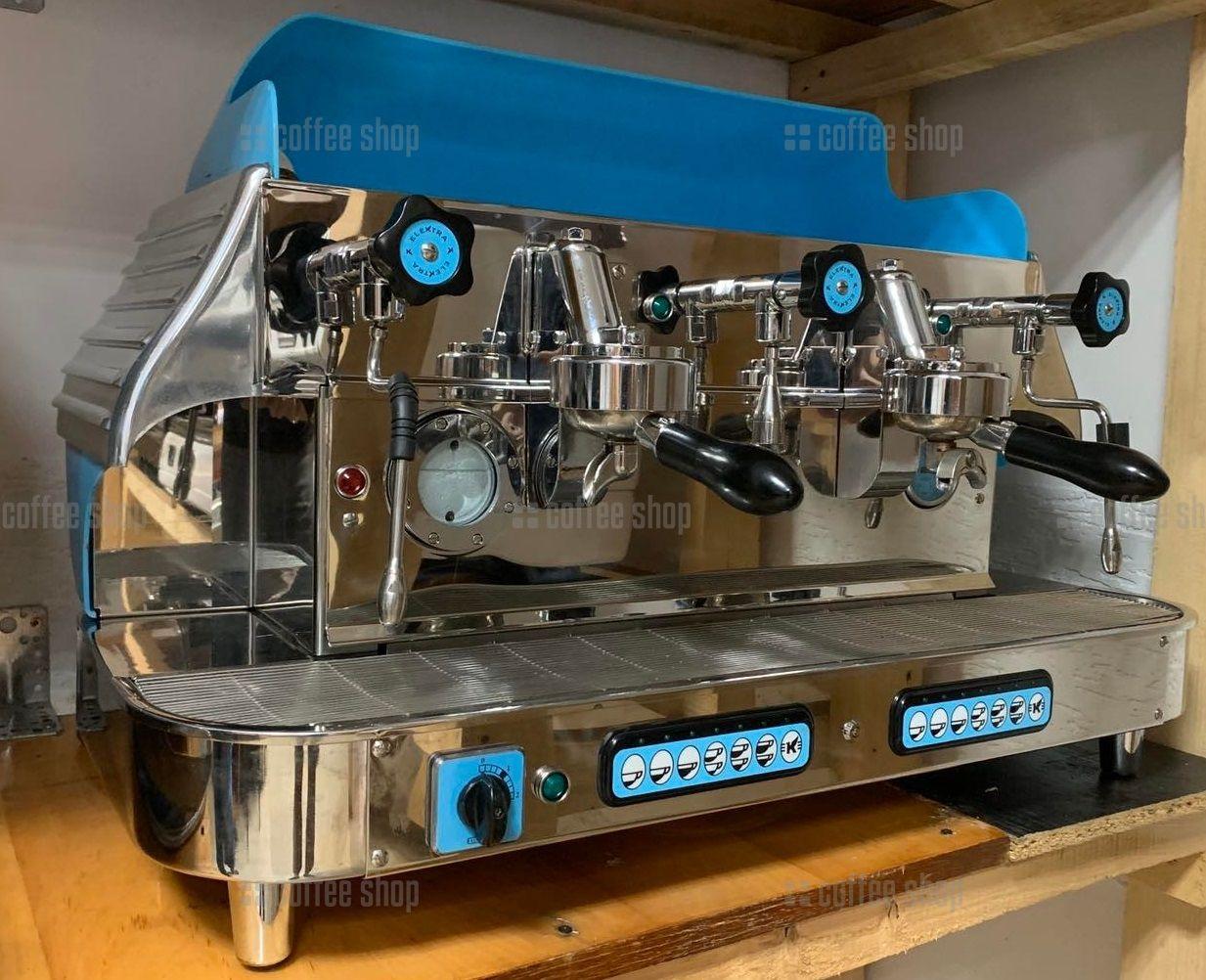 16360 | Кофемашина профессиональная Elektra Classic Barlume V1C б/у | Coffee Shop