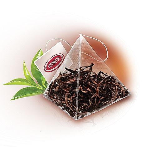 Черный чай Английский завтрак Османтус в пирамидках 50 шт