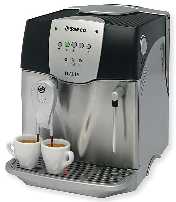 16267 | Кофеварка автоматическая Saeco Incanto Caffe Bar Italia б/у | Coffee Shop