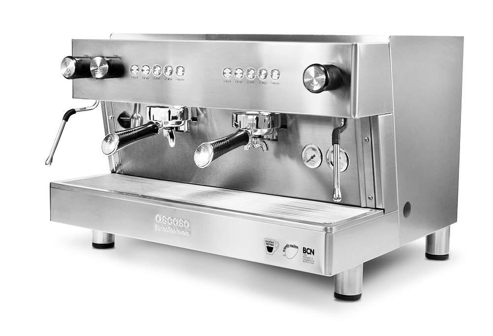 16309 | Кофемашина профессиональная Ascaso Barista PRO 2 GR | Coffee Shop
