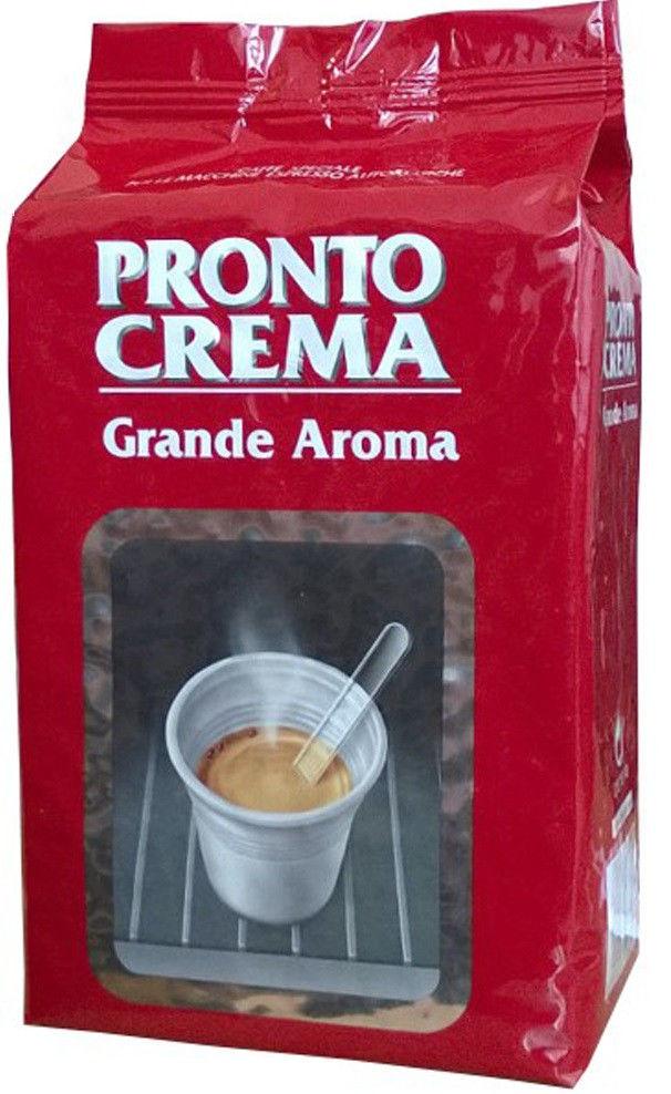 2103 | Кофе в зёрнах Lavazza Pronto Crema Grande Aroma 1 кг | Coffee Shop