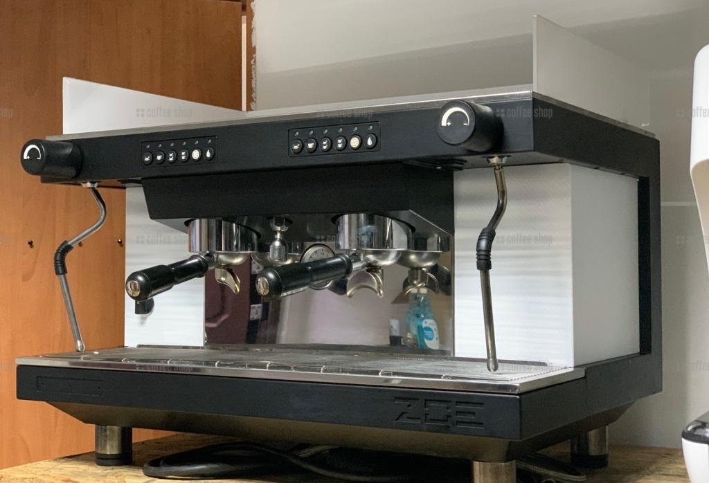 16340 | Кофемашина профессиональная Sanremo ZOE 2GR б/у | Coffee Shop