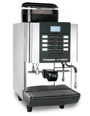 16343 | Кофемашина суперавтомат Faema X1 Granditalia MilkPS б/у | Coffee Shop