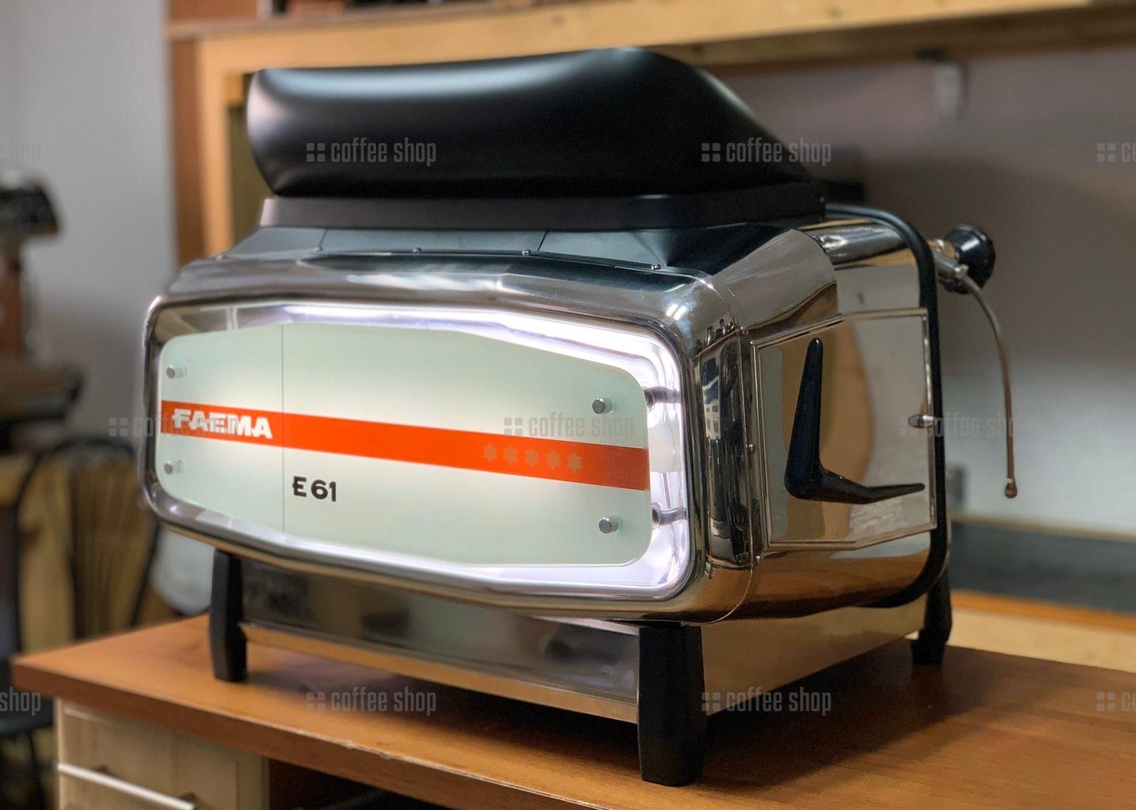16365 | Кофемашина профессиональная Faema E61 Jubile' A2 б/у | Coffee Shop