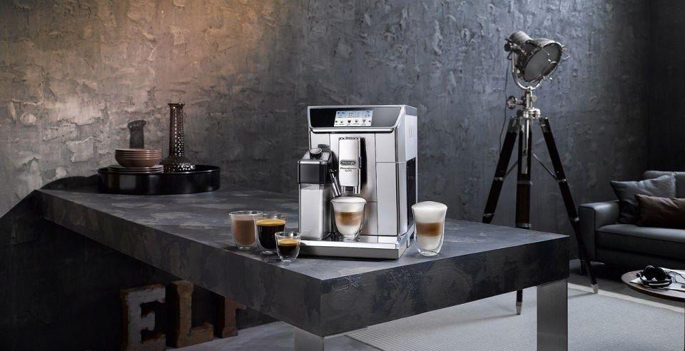 8004399331013 | Кофемашина автоматическая DeLonghi ECAM 650.75 MS | Coffee Shop