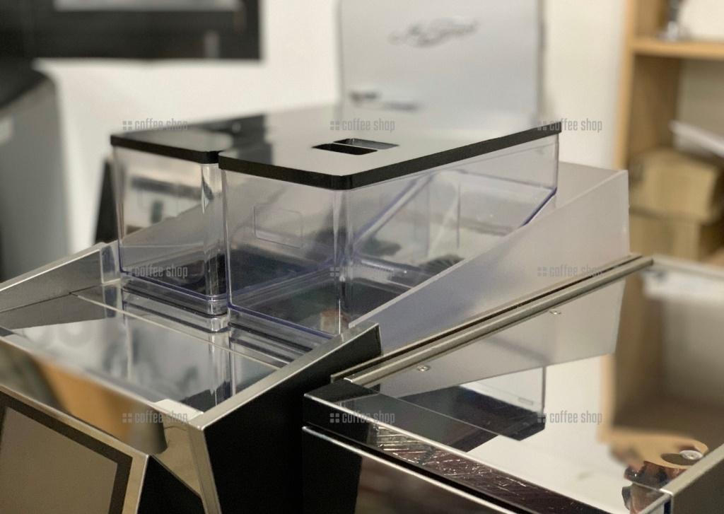 16399 | Кофемашина суперавтомат Thermoplan Black&White 3 CTM RF б/у | Coffee Shop