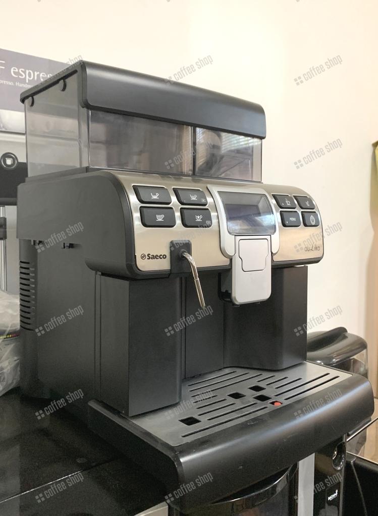 16412   Кофеварка автоматическая Saeco Aulika MID б/у   Coffee Shop