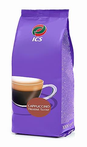 0521   Капучино ICS Лесной орех 1кг   Coffee Shop