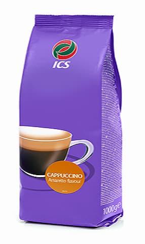 0525 | Капучино ICS Амаретто 1 кг | Coffee Shop