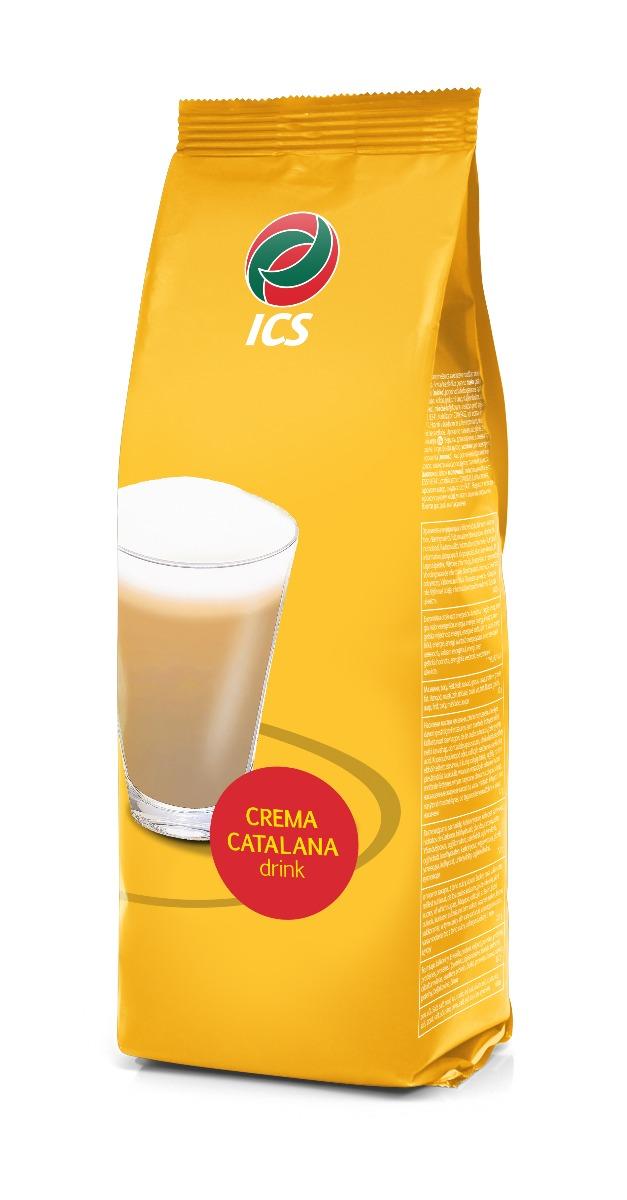 0254.032 | Капучино ICS Crema Catalana 1 кг | Coffee Shop
