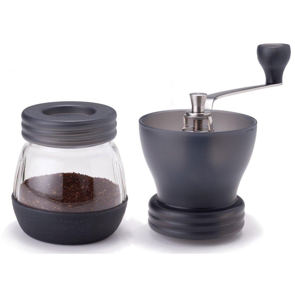4SC000294   Кофемолка Hario Ceramic Coffee Mill Skerton   Coffee Shop
