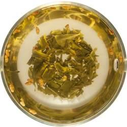 OS 25 | Зеленый чай Генмайча Османтус 500 г | Coffee Shop