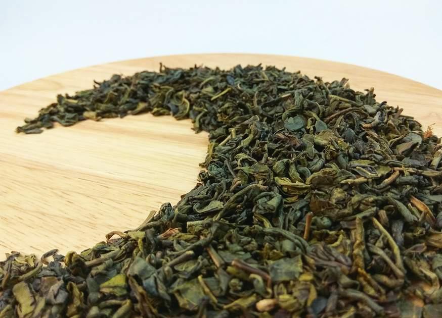 OS 27 | Зеленый чай Димбула Османтус 500 г | Coffee Shop