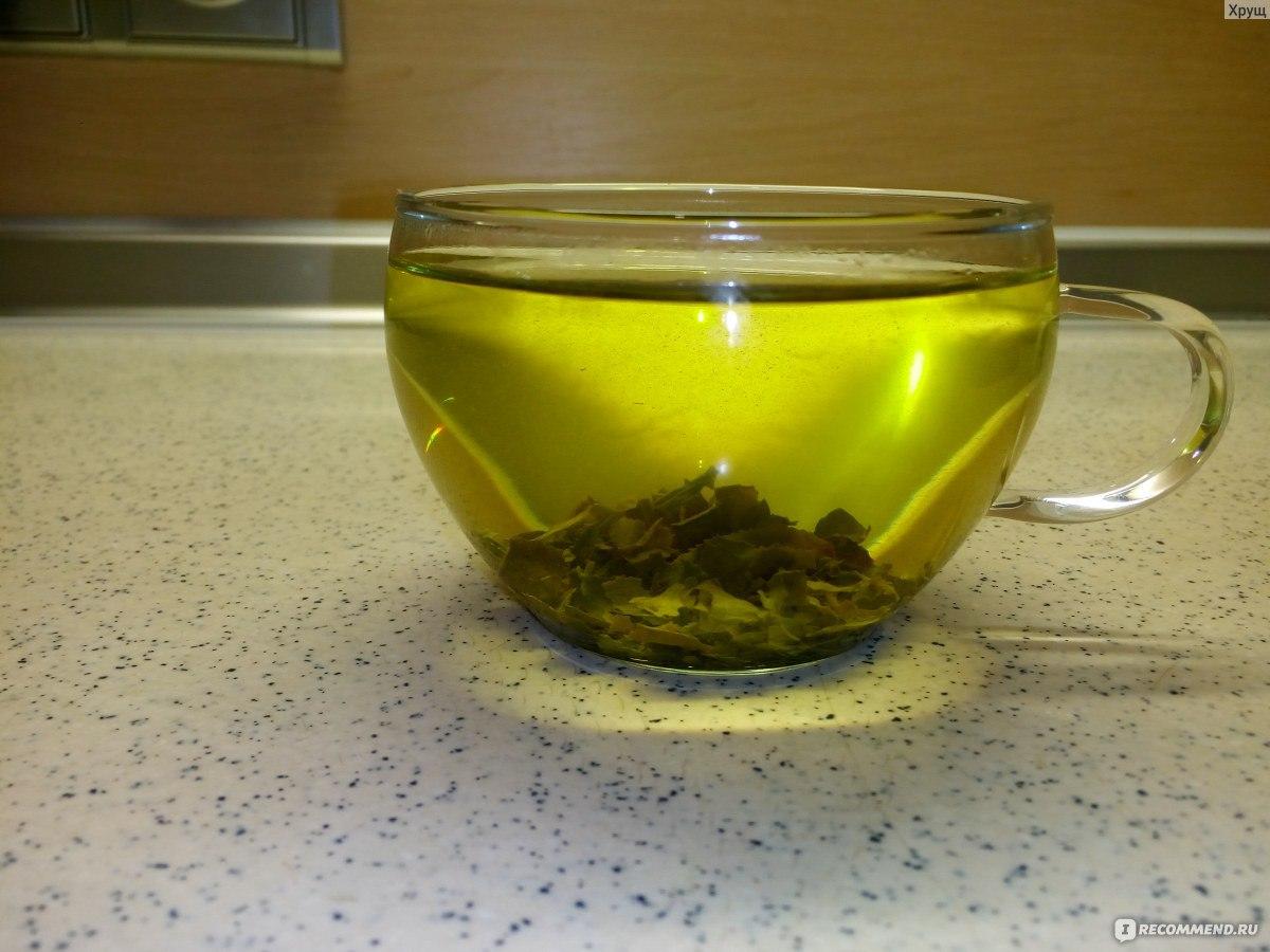 OS 42 | Зеленый чай Сенча Фудзияма Османтус 500 г | Coffee Shop