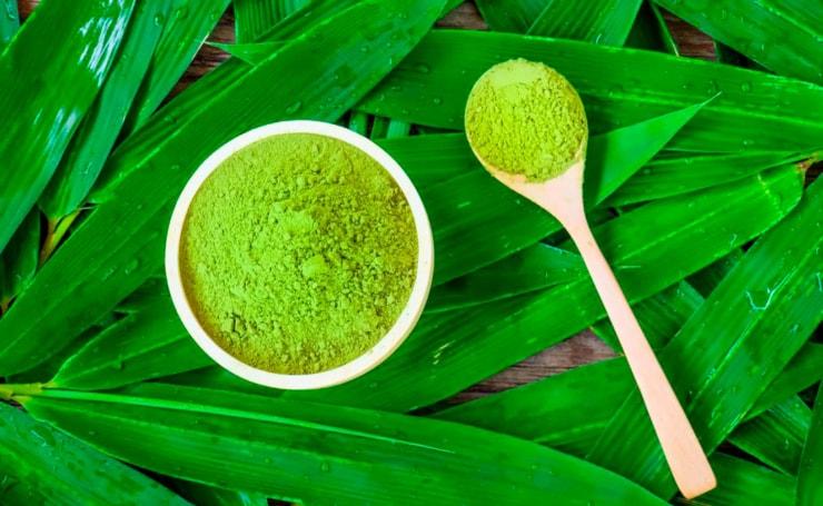 OS 48 | Зеленый чай Матча 100 г | Coffee Shop
