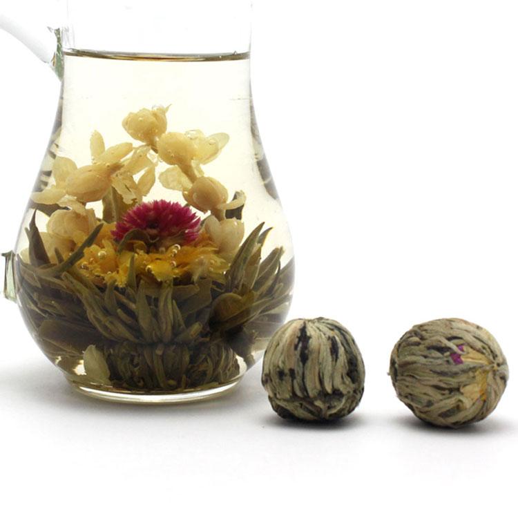 OS 94 | Связанный чай Сердце любви Османтус 250 г | Coffee Shop