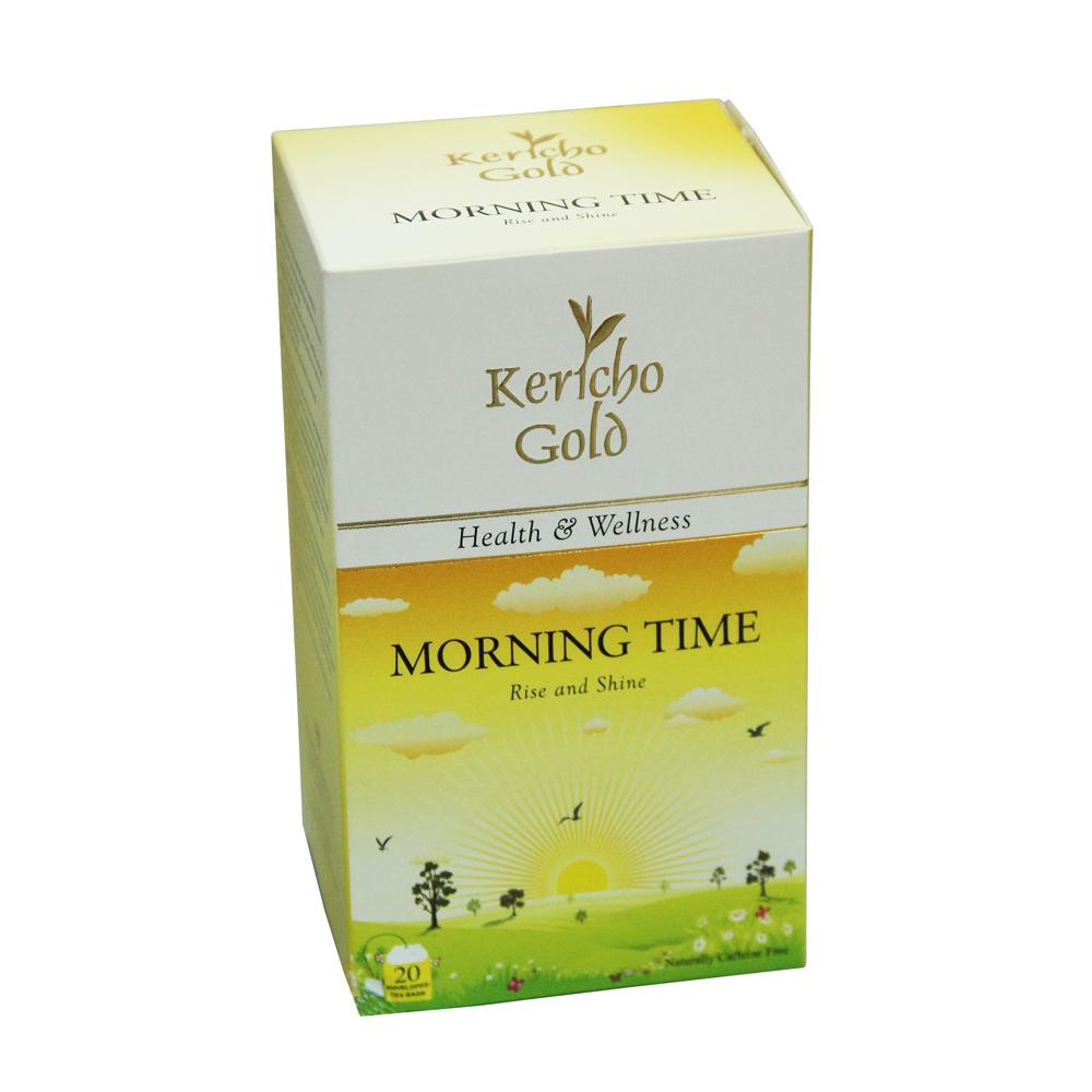 OS 145 | Травяной Morning Time Kericho Gold в конвертах 20 шт | Coffee Shop