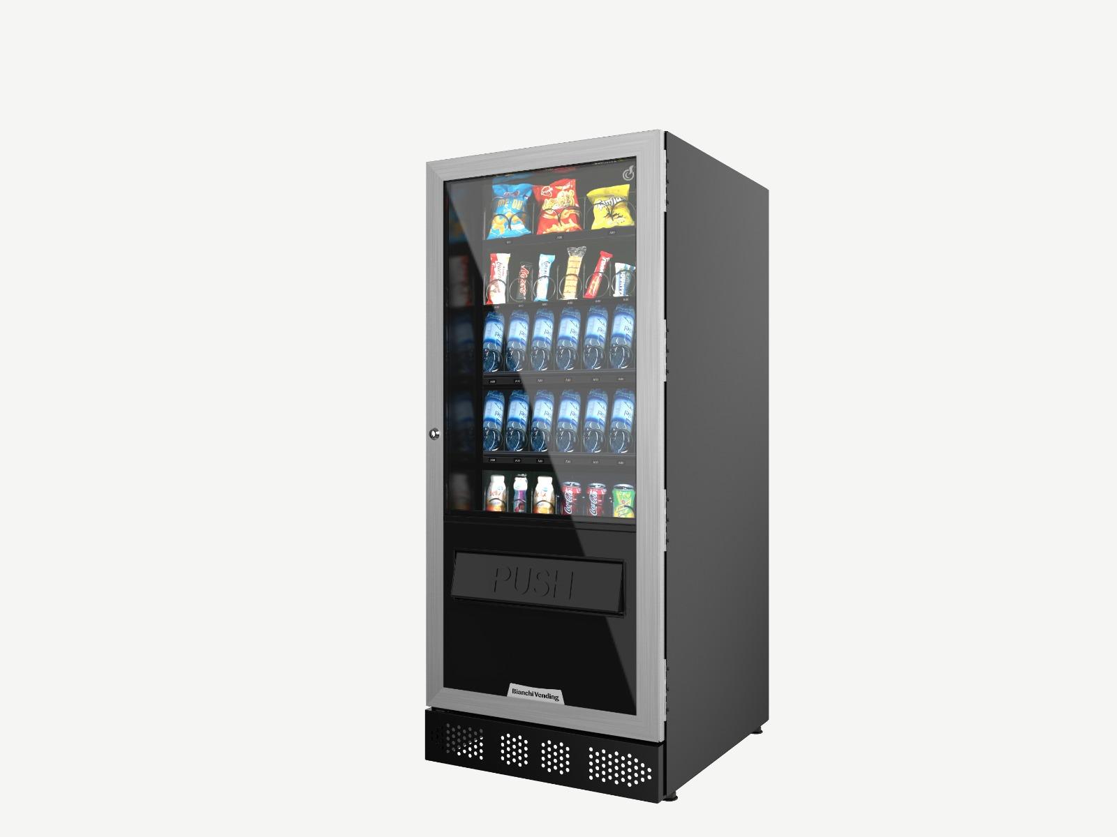 AL8CMA03BV | Снековый автомат Bianchi Aria L EVO 6-44 MA Alfa | Coffee Shop