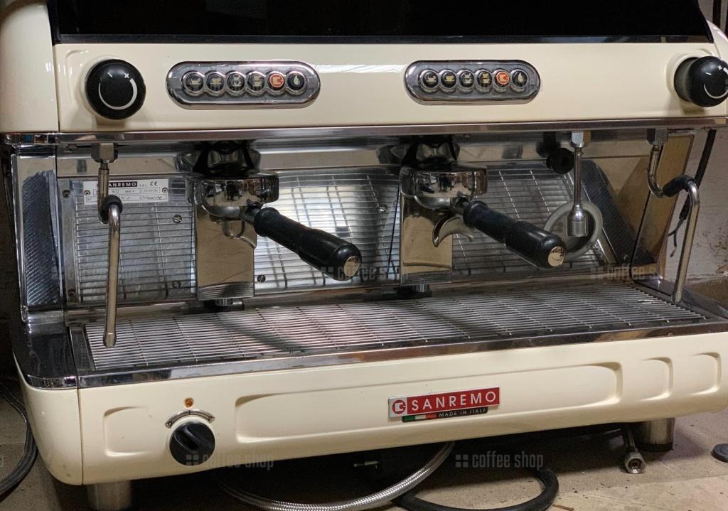 16446 | Кофемашина профессиональная Sanremo Verona S 2GR б/у | Coffee Shop