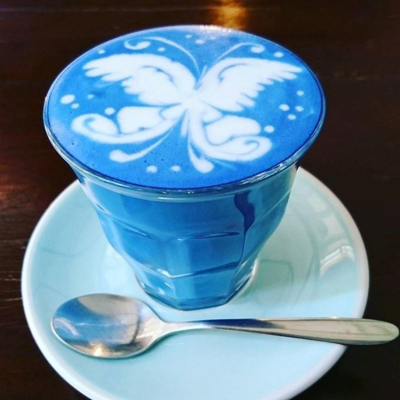 OS 172   Голубая матча Анчан 100 г   Coffee Shop