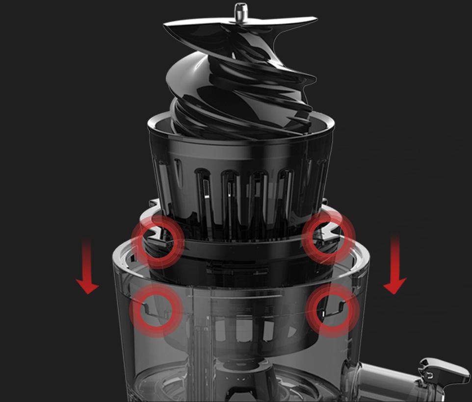 2030 | Шнековая соковыжималка Hurom H100 S | Coffee Shop