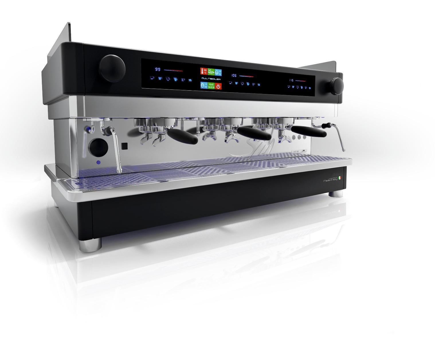 16459 | Кофемашина профессиональная La San Marco 105 Multiboiler ACT 3 GR б/у | Coffee Shop