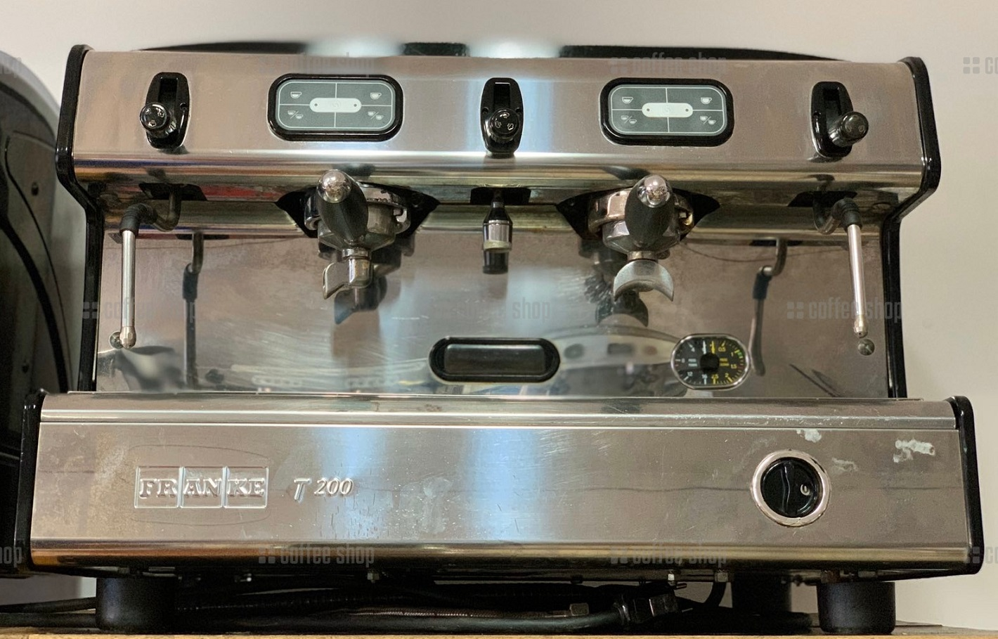 16463 | Кофемашина профессиональная FRANKE T200 2GR б/у | Coffee Shop