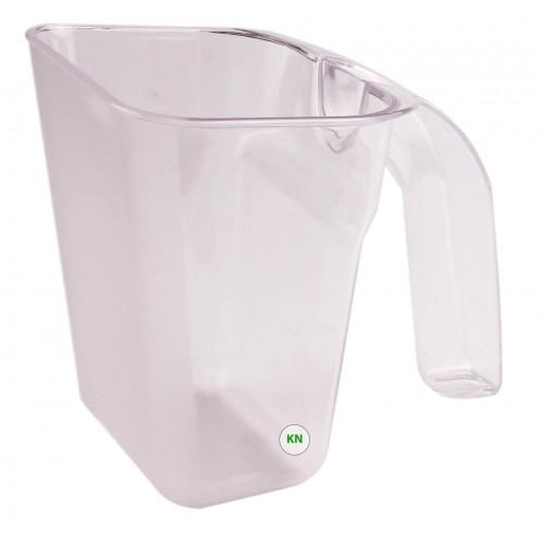 5080 | Совок для льда из поликарбоната Cambro 600 мл | Coffee Shop