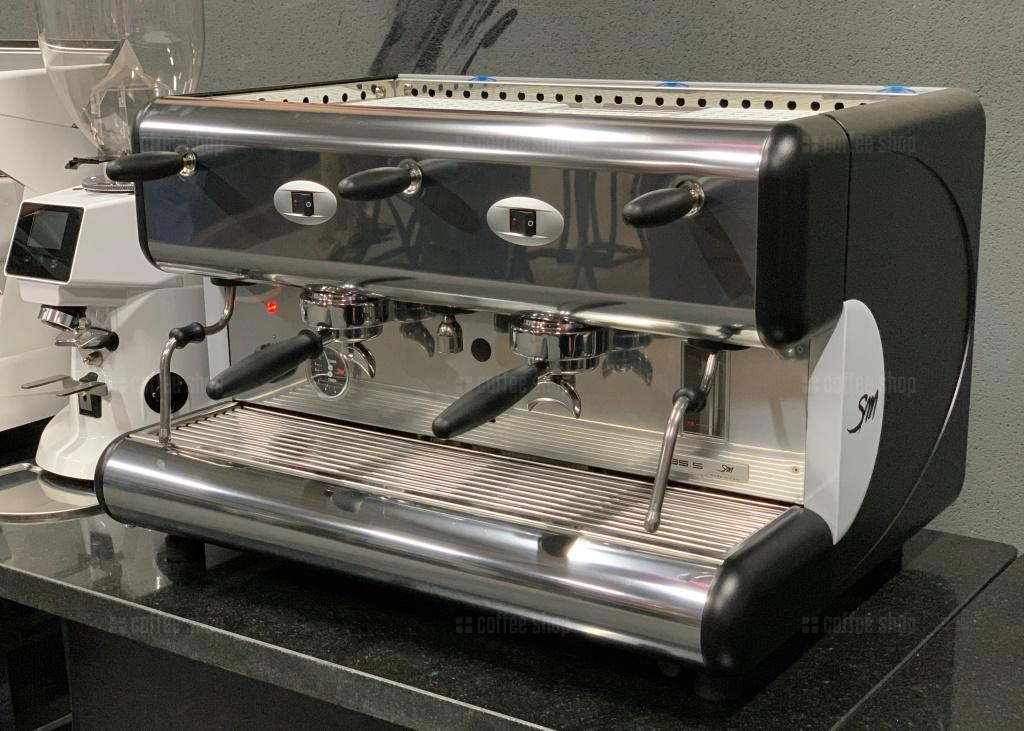 1450 | Кофемашина профессиональная La San Marco 85S | Coffee Shop