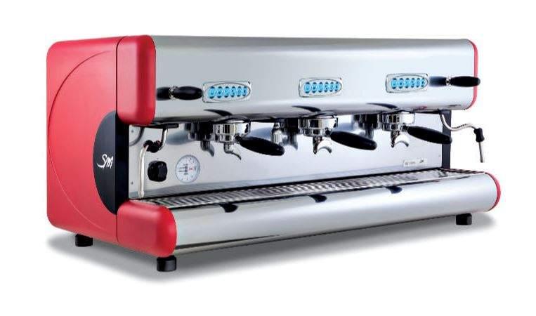 1452 | Кофемашина профессиональная La San Marco 85E Roma 3GR | Coffee Shop
