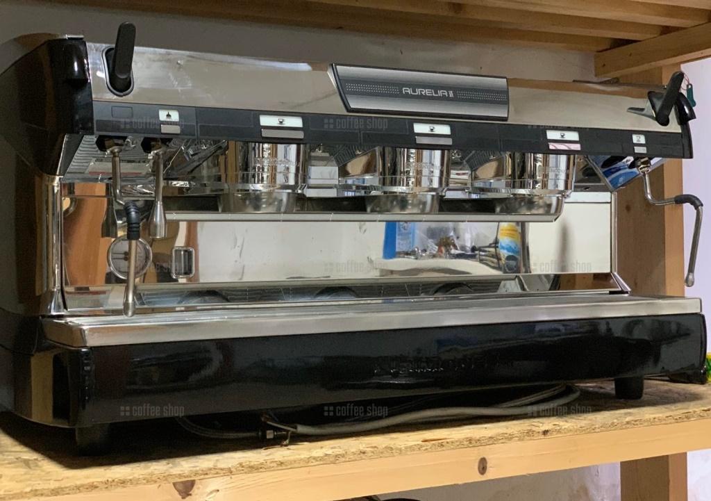 16471 | Кофемашина профессиональная Nuova Simonelli Aurelia II S 3GR б/у | Coffee Shop
