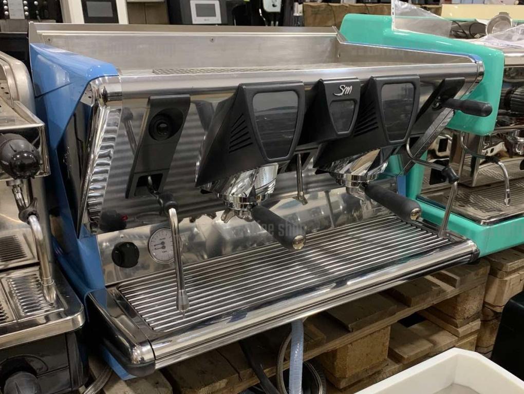 16484 | Кофемашина La San Marco 100 E Touch б/у | Coffee Shop