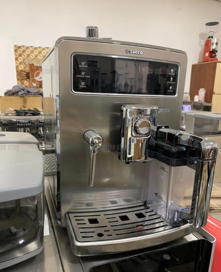 16486   Кофеварка Saeco Xelsis б/у   Coffee Shop