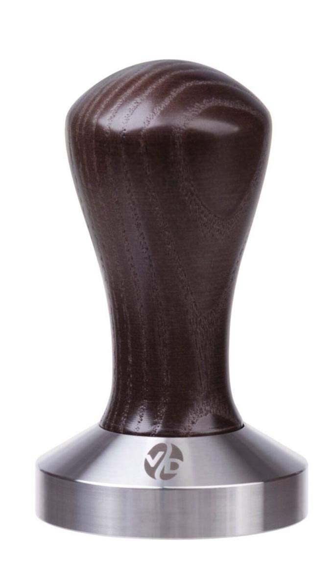 7043   Темпер VD Coffee 57 мм Venge плоский   Coffee Shop