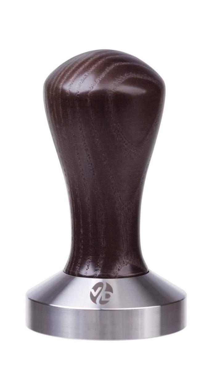 7013 | Темпер VD Coffee 51 мм Venge плоский | Coffee Shop