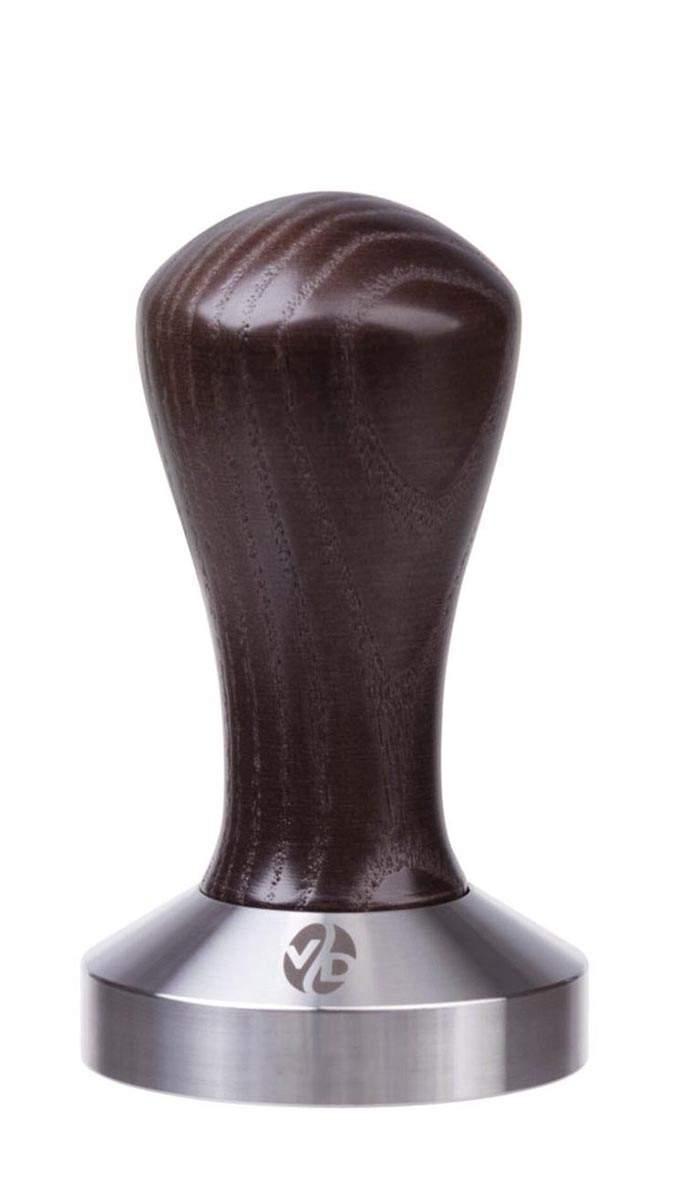 7003 | Темпер VD Coffee 49 мм Venge плоский | Coffee Shop