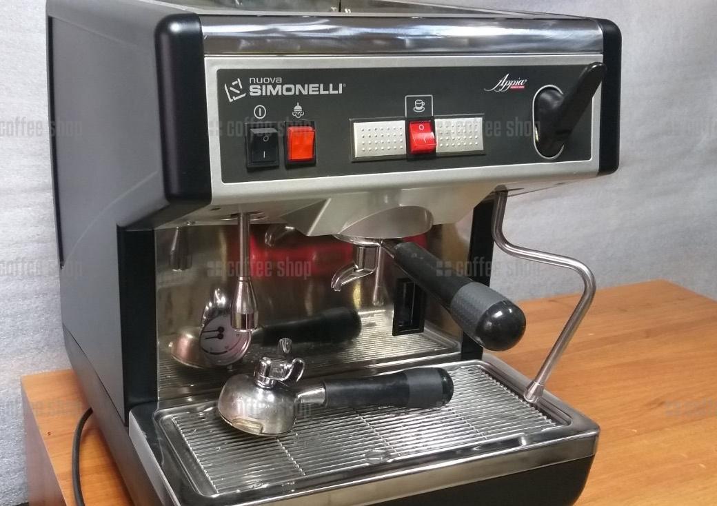 16491 | Кофемашина Nuova Simonelli Appia S1 б/у | Coffee Shop