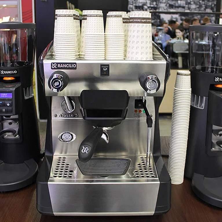 1485 | Кофемашина Rancilio Classe 5 S 1GR | Coffee Shop